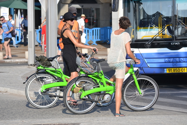 green-bikers