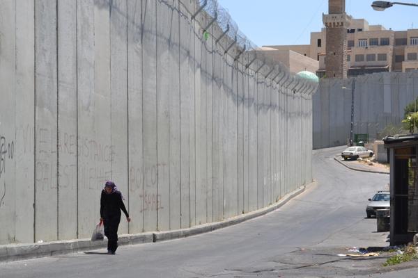 wall-pedestrian
