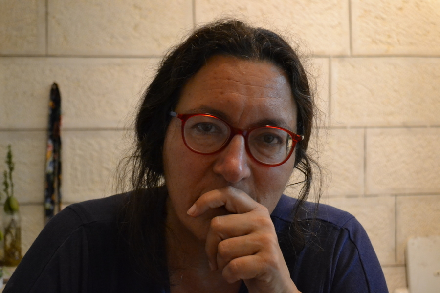 Amira Hass, Ha\'aretz journalist