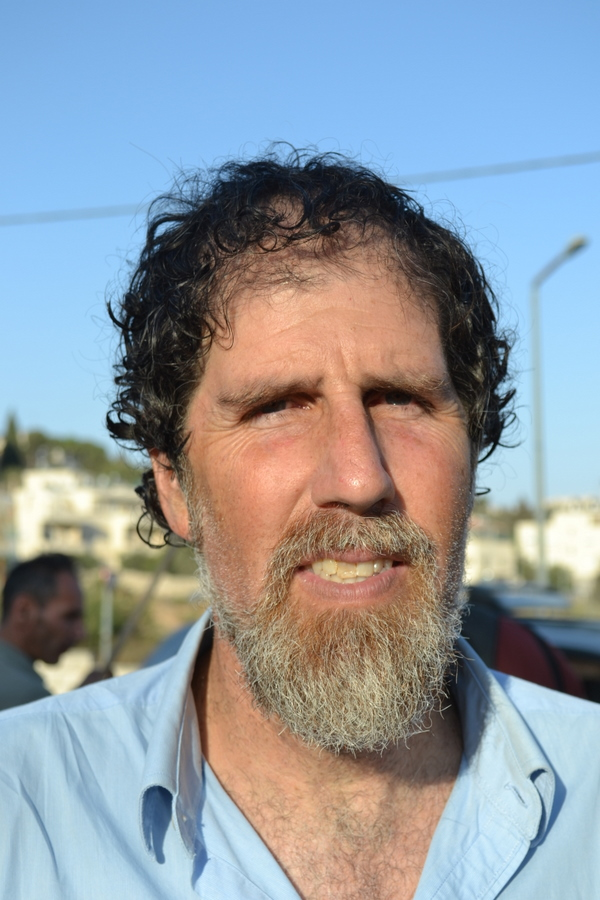 Arik Ascherman - Rabbis for Human Rights