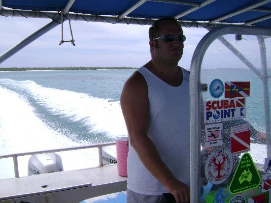 Jim Ackroyd takes us to Bikini Island