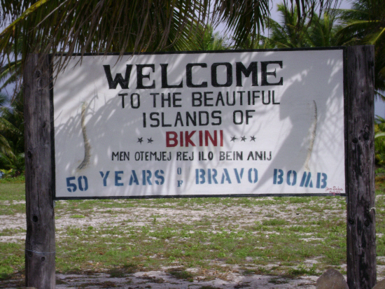 Welcome to Bikini