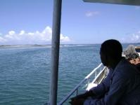 Goodbye to Dar, headed to Zanzibar
