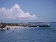 Dar harbour