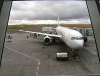 Heading to Dar from Addis Ababa